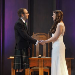 Wedding at Mackintosh Queen's Cross