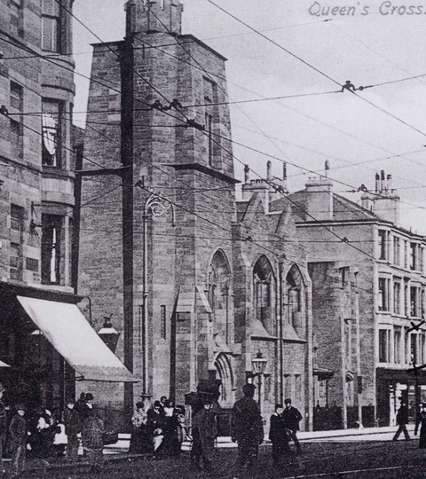 Queen's Cross 1920's