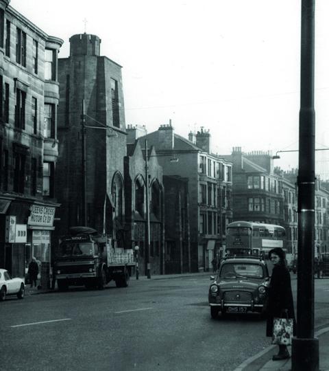Queens's Cross 1970's