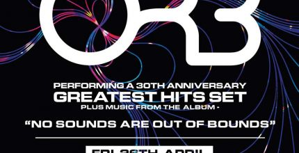The Orb - 30th Anniversary Tour UK