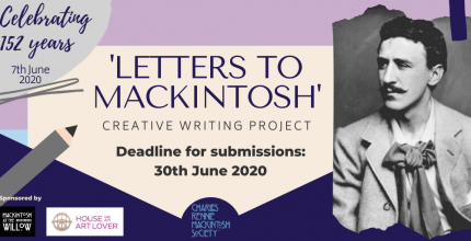 'Letters to Mackintosh' Creative Writing Project